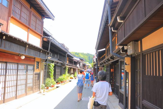 一度は訪れたい!「飛騨高山」は魅力に富んだ観光エリア