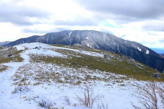 雪山の美しさを堪能!阿智セブンサミット「富士見台高原」