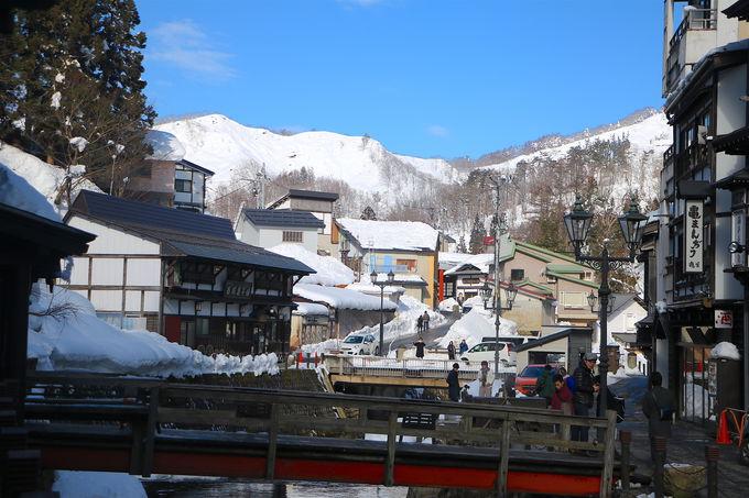 一度は行きたい!山形「銀山温泉」レトロな佇まいが魅力