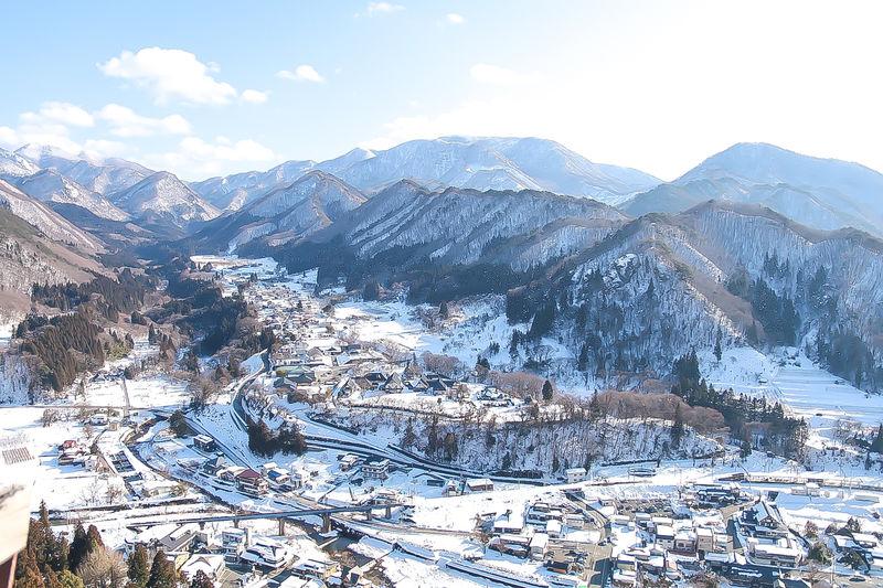 溜め息が出るほど美しい!冬の山形「立石寺」に広がる雪景色