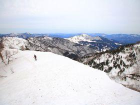 関西屈指の大雪原と雪稜歩き!兵庫県「氷ノ山」雪山登山