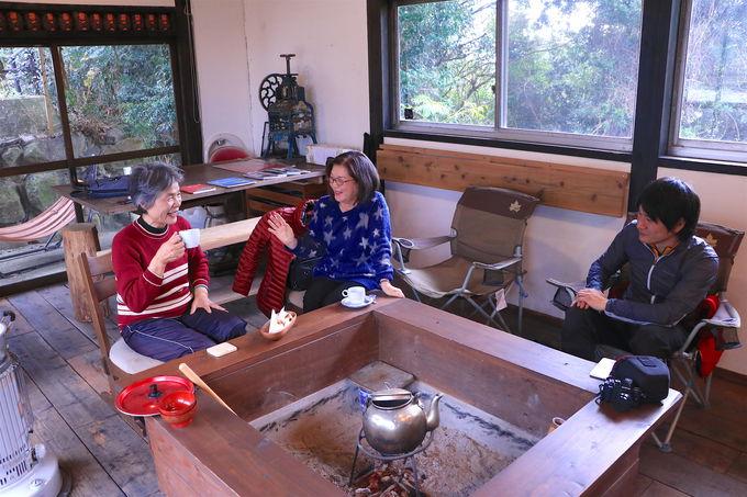 壱岐の一番の魅力は「人」の温かさ!おみやカフェが拠り所