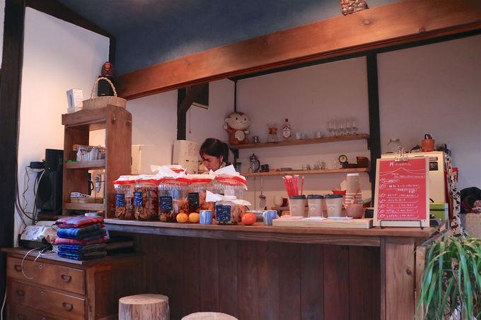 壱岐の魅力が凝縮!男嶽神社「おみやカフェ」