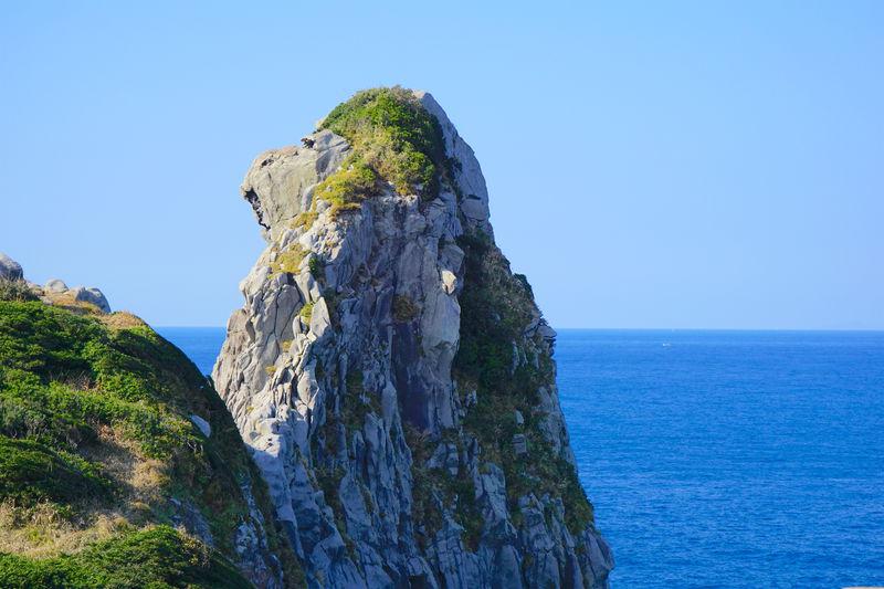 壱岐屈指のパノラマ!郷ノ浦・最果ての「猿岩」が絶景