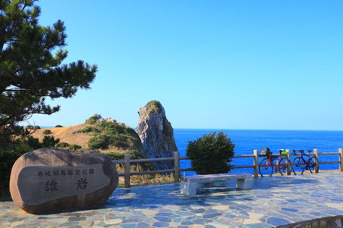 壱岐の歴史と大自然が織りなす絶景「猿岩」