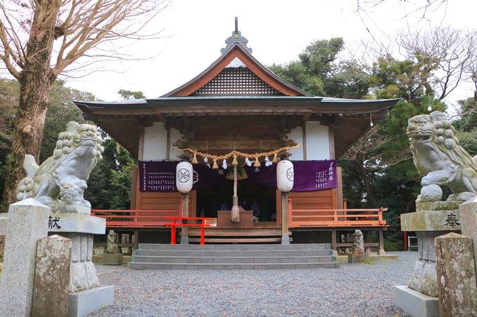 壱岐の成り立ちにかかわる「男嶽神社」!起源は神話から