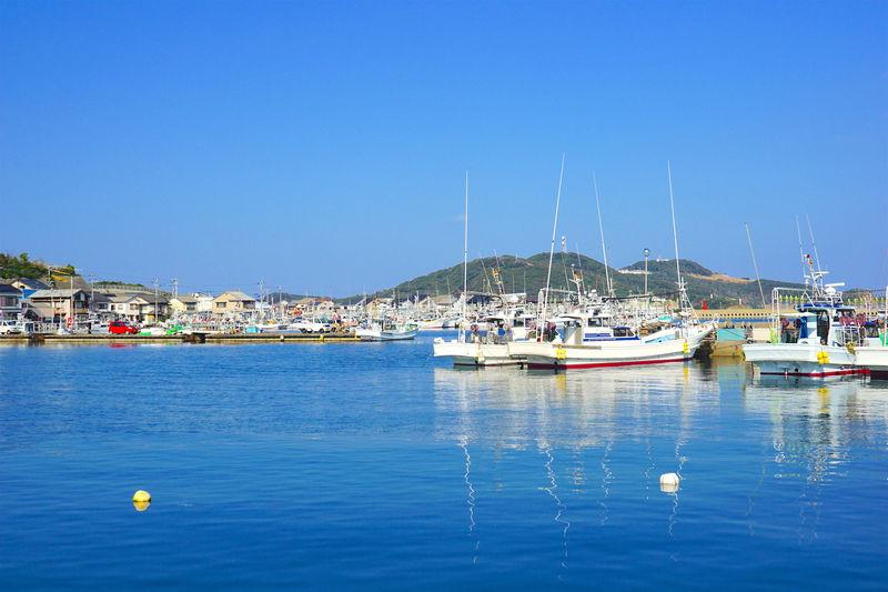 歴史にグルメに絶景スポット!壱岐の港町「勝本」で島旅満喫
