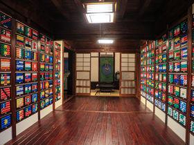 壱岐旅で泊まりたい「ゲストハウス和茶美」折り鶴の玄関がインスタ映え