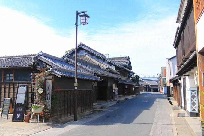 日本遺産の町!愛知県有松・カフェ「庄九郎」で至福のひと時を