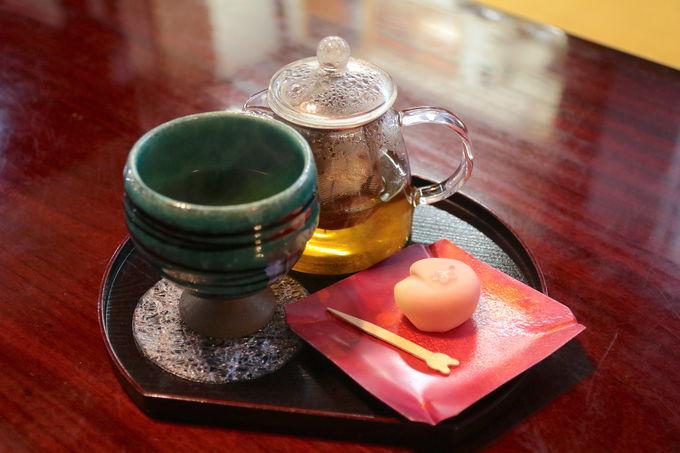 山町筋の癒しカフェ「山町茶屋」で至福のひと時