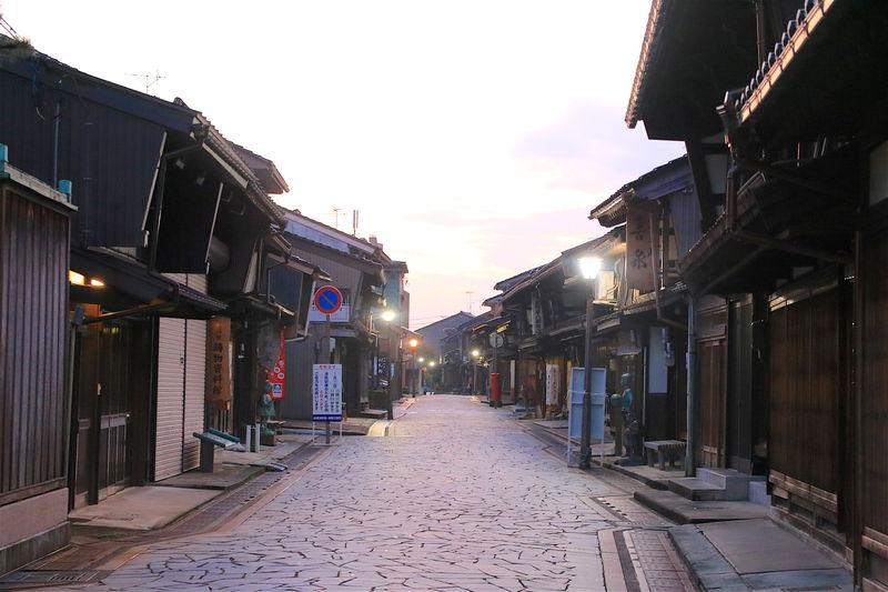伝統和菓子と一緒に!富山県「高岡」町並み巡りが楽しい