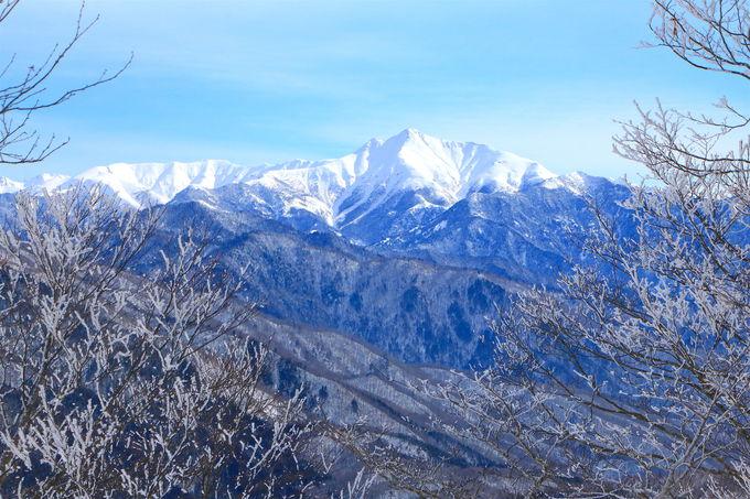360度の白銀世界!飛騨「天蓋山」へ美しすぎる雪山登山