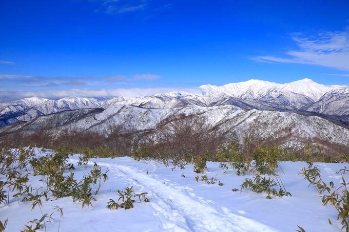 雪山初心者にもってこい!雪の「大日ヶ岳」へ登ろう