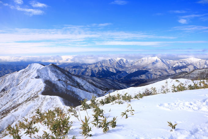 美しすぎる霊峰「白山」!山頂に広がる360度の絶景を堪能
