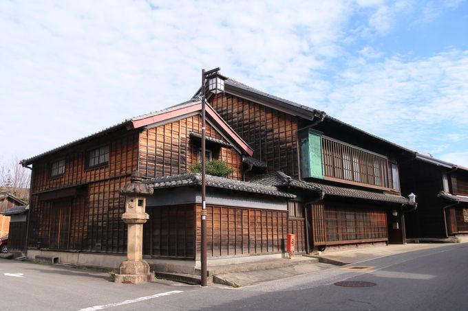 駅を降りれば、そこは江戸時代の宿場町!「有松」のレトロな町並み