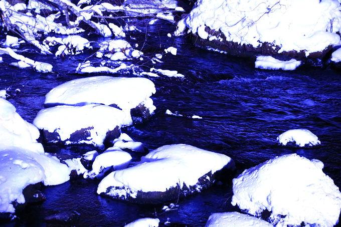 三乱の流れや子ノ口も!厳かな冬の「奥入瀬渓流」を味わおう