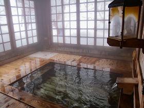 極上雪見風呂!青森屈指の秘湯・黒石温泉郷「青荷温泉」の冬