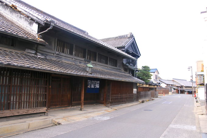 名古屋駅から徒歩で行ける!江戸時代の商人街「四間道」