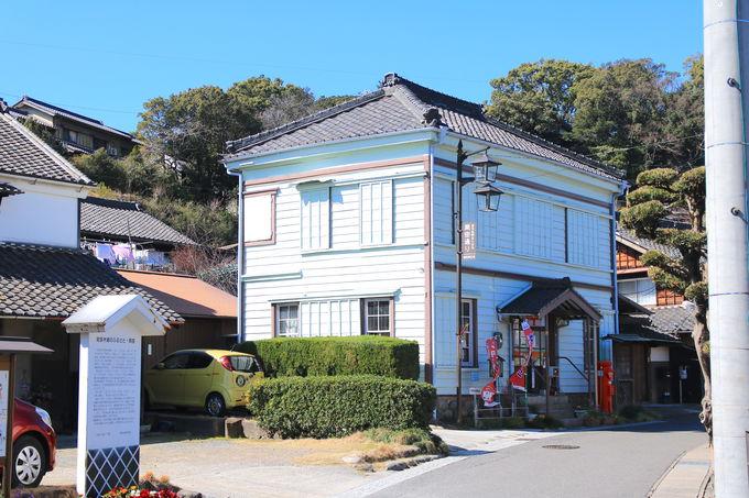 日本最古の郵便局も!町並み散策で「知多岡田」の昔に触れる