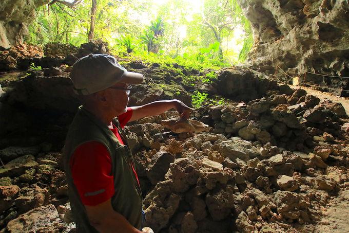 久米島にこんな場所が?悠久の自然が作り上げたヤジャーガマ