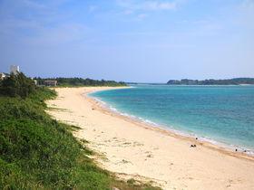 絶景ビーチの宝庫!沖縄「久米島」で美しい海に癒されよう