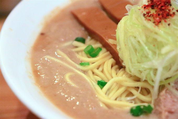 ドロドロスープで大人気!一乗寺の看板店「麺屋 極鶏」