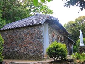 キリシタンの知恵と西洋技術が融合!長崎の世界遺産「大野教会堂」
