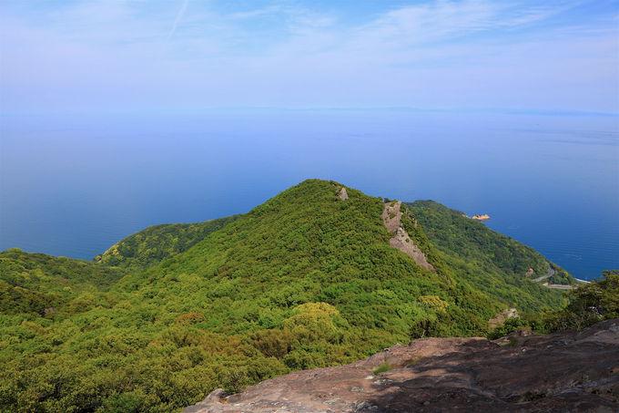 山と海が近接!「小豆島」は絶景登山コースの宝庫