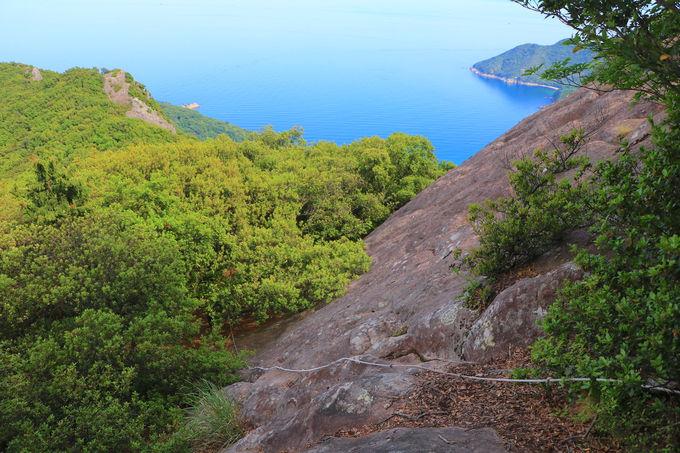 岩場のパノラマを越えて!「千羽ヶ嶽」に広がる大渓谷美
