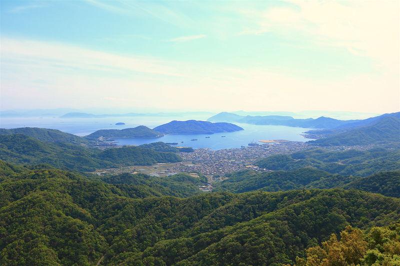 小豆島屈指のアドベンチャー!岩峰「千羽ヶ嶽」登山