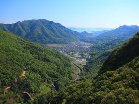 初夏の「小豆島」オリーブと渓谷の緑に癒される絶景旅
