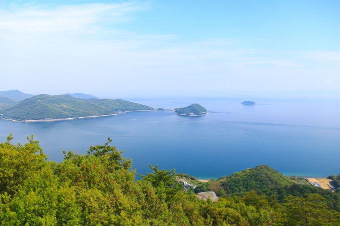 往復1時間!小豆島「飯神山」絶景ハイキングを楽しもう