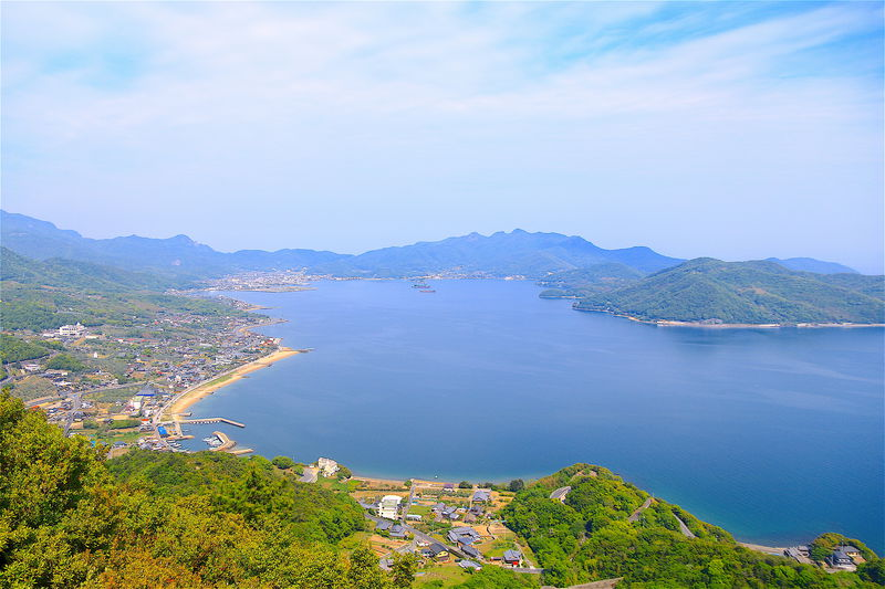 手軽に絶景が楽しめる!小豆島・三都半島「飯神山」ハイキング
