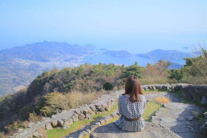 素晴らしい低山の宝庫!小豆島で絶景ハイキングを楽しもう
