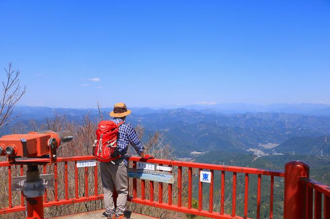 愛知県屈指の本格登山ルートを満喫しよう!