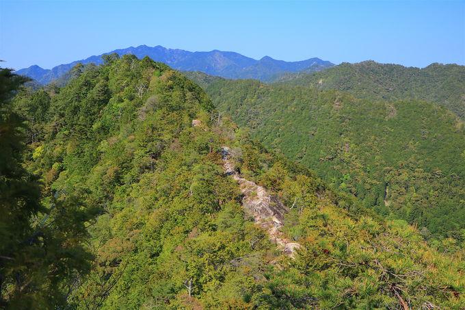 愛知が誇るアルプス「宇連山」で最高の山歩きを!