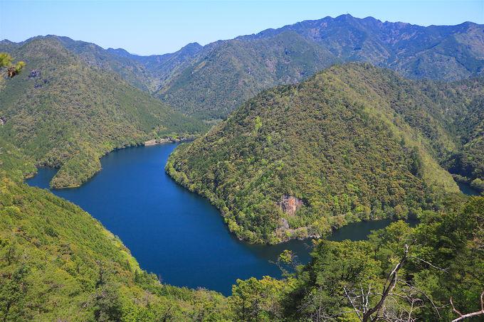 愛知が誇る秘境・新城で大自然の絶景を巡ろう!