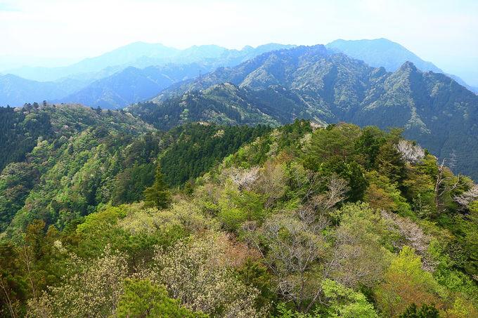 山頂に広がる大展望!「岩古谷山」登山の醍醐味