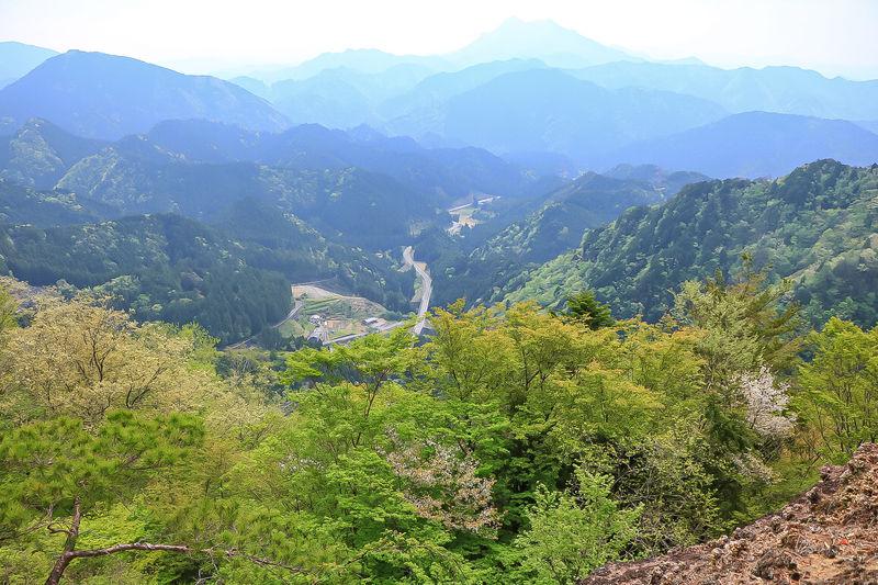 本当に東海自然歩道!?愛知・奥三河「岩古谷山」ハイキング