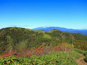 中央アルプス最南部へ!神坂峠から「恵那山」パノラマ縦走登山