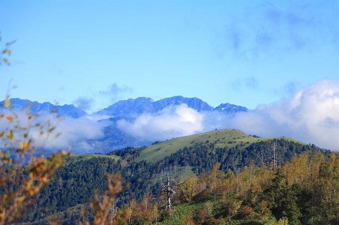 圧倒的な景色の連続!中央アルプス最南部パノラマ縦走