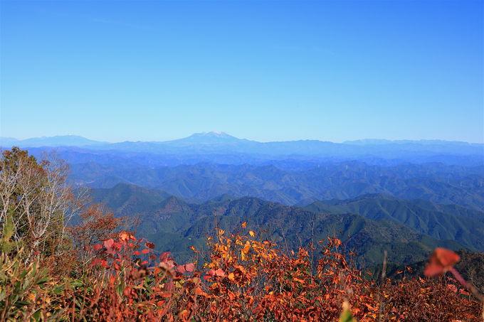 山岳信仰の山「高賀山」美濃随一の名峰の世界を堪能