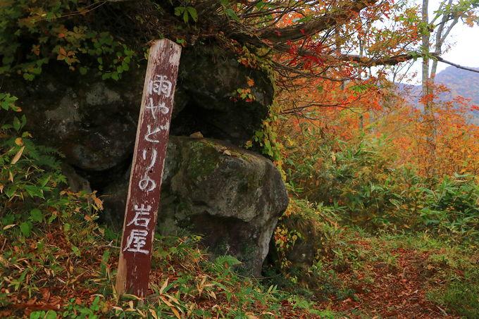 白山信仰の軌跡を辿る「銚子ヶ峰」錦絵の紅葉に息を呑む