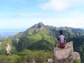 これが鈴鹿アルプスだ!武平峠から「鎌ヶ岳・御在所岳」登山