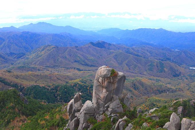 アドベンチャーで絶景づくしの「瑞牆山」登山を楽しもう!