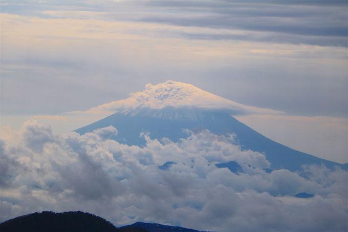 富士山にアルプスに八ヶ岳!天空の大パノラマを味わおう