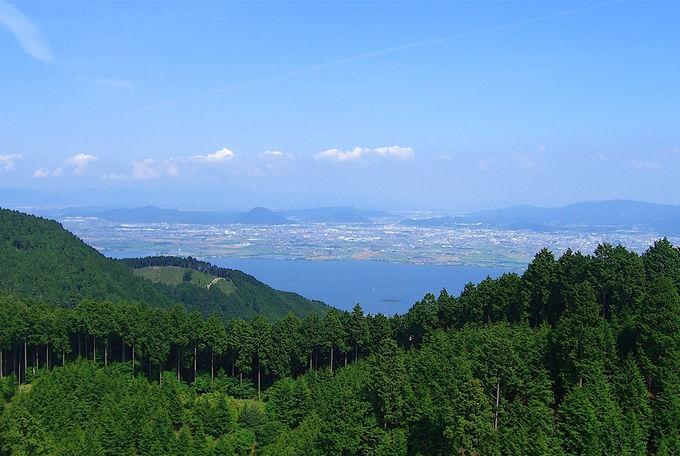 京都府民に愛される名峰!都富士と呼ばれる「比叡山」