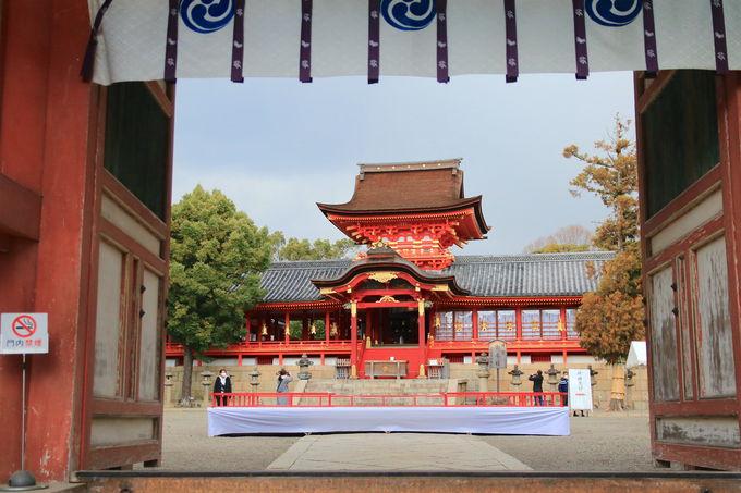 京都南部の守り神!石清水八幡宮が佇む「男山」