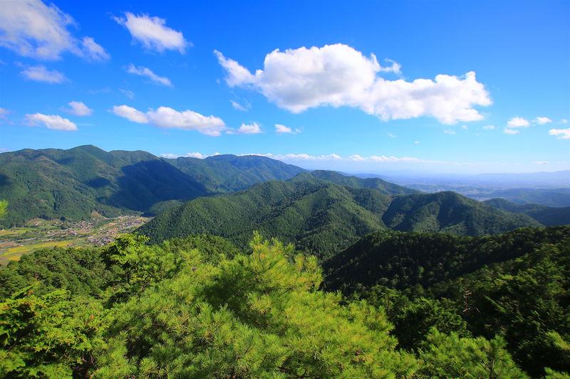 歴史情緒と絶景を満喫!登山初心者に最適な京都の名山5選