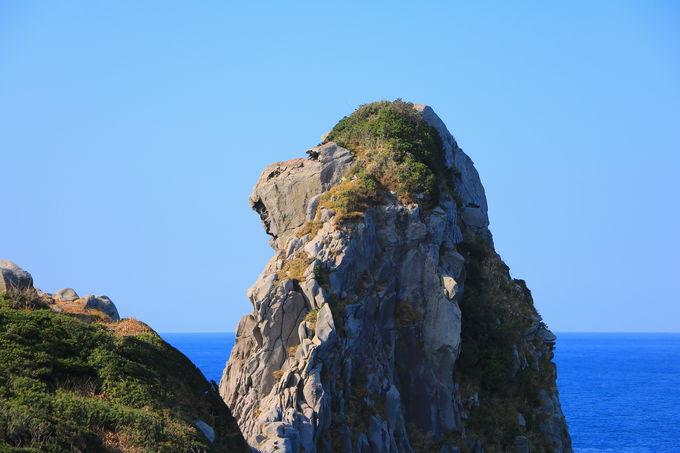 壱岐の八本柱の一つ「猿岩」!圧倒的な断崖の絶景